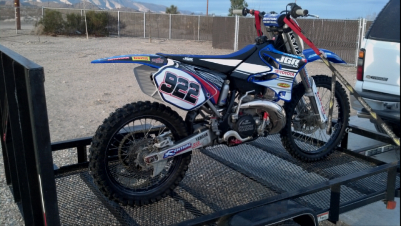 Best year of the steel framed YZ250's? - Moto-Related