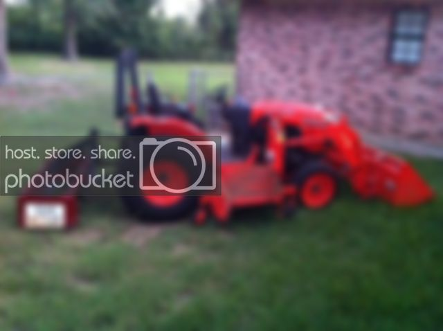 Compact Tractor Track Maintenance? - Moto-Related