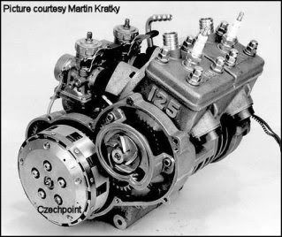 Why isn't the rotary valve two-stroke used by anybody still making 2