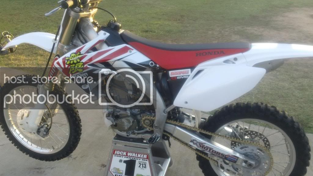 Honda CRF450   best year? - Moto-Related - Motocross Forums