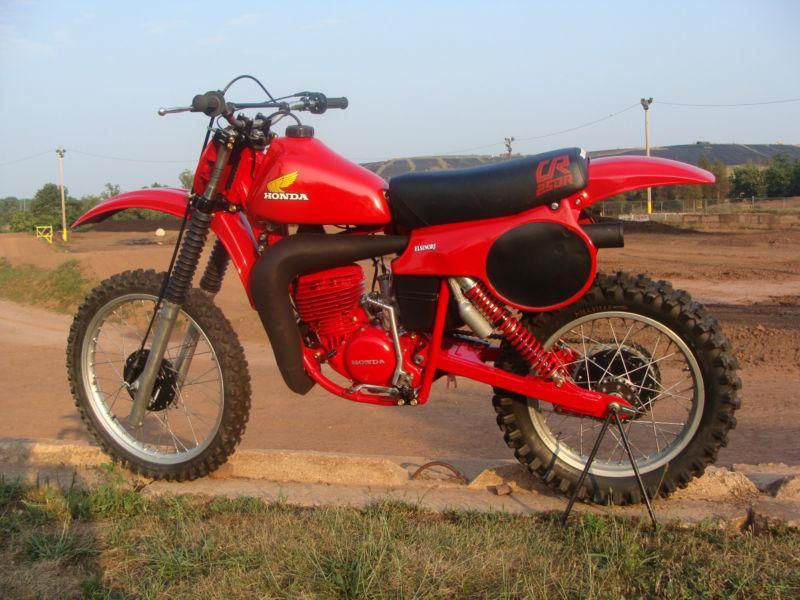 Best looking OEM bike of the 1980's - Moto-Related ... on craigslist honda cr 500, 86 honda interceptor 500, 2000 honda cr 500,